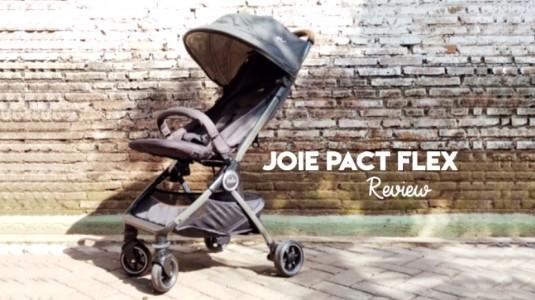 Stroller Joie Pact Flex Signature Review