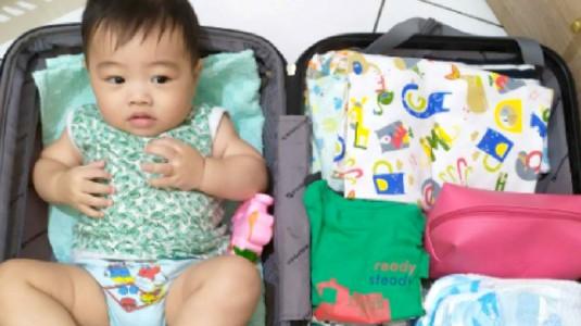 Persiapan Travelling ala Mami Vonn