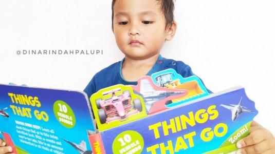 Tips Agar Anak Mencintai Buku ala Mom Dastan