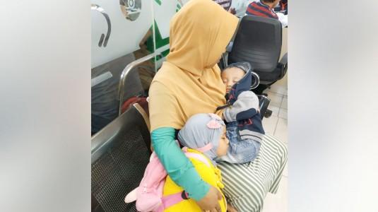 Punya Dua Balita, Moms Harus Siap Jadi 'Super Mom'