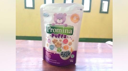 Review Promina Puffs, Snack Sehat yang Kaya Akan Kandungan Gizi