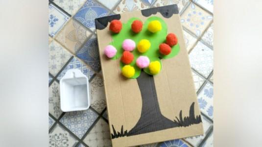 Ide Bermain: Menanam dan Memetik Buah Pompom