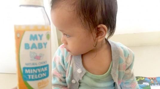 Minyak Telon, Solusi Praktis Ketika Perut Anak Kembung