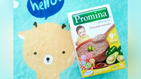 Review Promina Sweet Cereal Chocolate Avocado: Penambah Variasi MPASI si Kecil