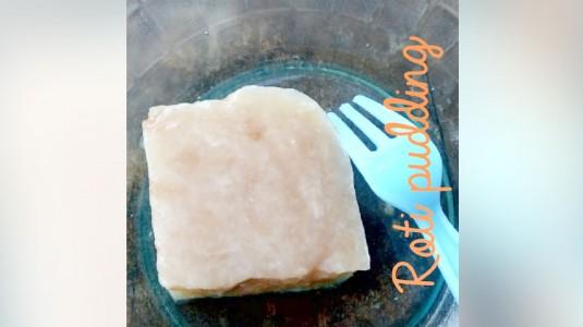 Pudding Roti Kesukaan Dek Taqi - Teman di Saat GTM