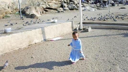 Pengalaman Umroh Bersama Bayi, Perlukah Membawa Stroller?