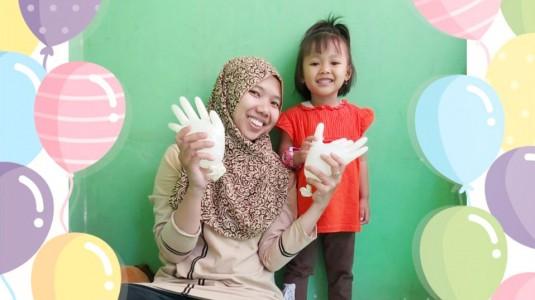 Glove si Tangan Bersih, Permainan Seru Melatih Kebiasaan Mencuci Tangan si Kecil