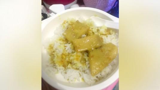 Resep MPASI: Gulai Ikan Dori