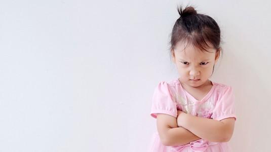 Menghadapi Watak Keras Kepala Anak