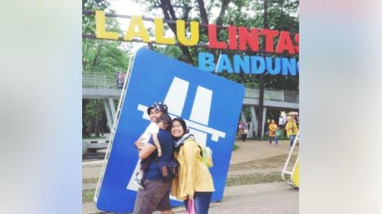 Yuk Main ke Taman Lalu Lintas Ade Irma Suryani, Bandung
