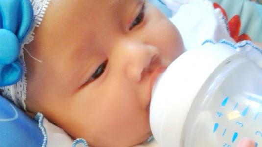 Mengenal Botol Susu Anti Kolik