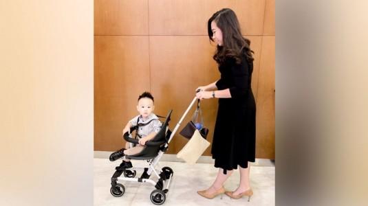 Tips Praktis Kondangan with Baby