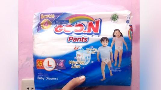 Review GOO.N Premium Pants by Mom Luri