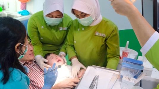 Anak 17 Bulan Kok Sudah Dibawa Ke Dentist?