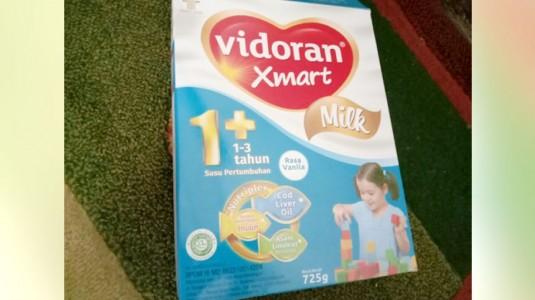 Review: Vidoran Xmart, Pilihan Susu Terbaik untuk Anak
