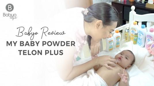 Babyo Review: MY BABY Powder Telon Plus
