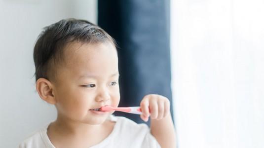 Ternyata Gigi Susu Juga Membutuhkan Flouride lho Moms!
