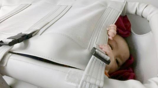 Tips Traveling Hanya dengan Bayi