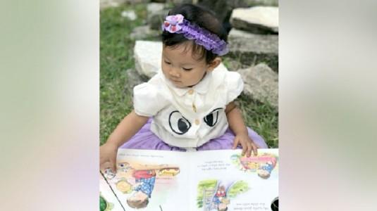 Caraku Mengenalkan Buku pada Anak sejak Dini