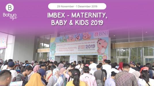 IMBEX - Maternity, Baby, & Kids 2019