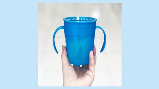 Lengkapi Perlengkapan MPASI dengan Dr. Brown's Cheers360 Cup!