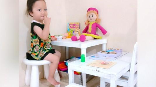 Pojok Bermain Versi Mom Risny untuk Zila