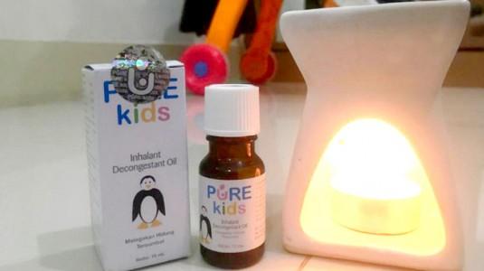 Honest Review Pure Kids Inhalant Decongestant Oil