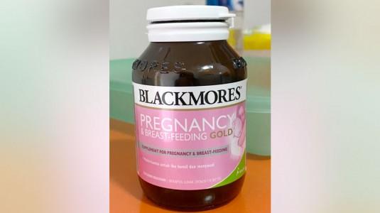 Blackmores Pregnancy & Breastfeeding Gold Penyelamat Disaat ASI Seret