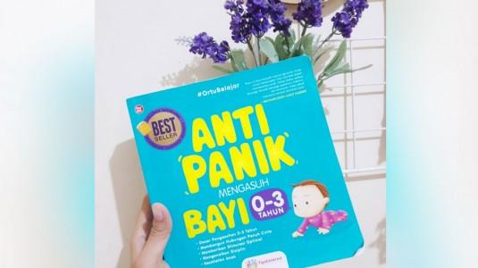 Review Buku Parenting  Anti Panik Mengasuh Bayi untuk Newbie Moms
