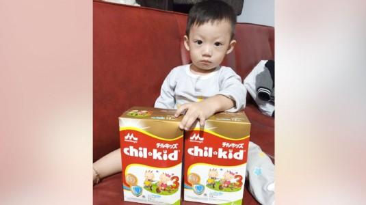 Sufor Pilihanku Setelah Stop ASI: Morinaga Chil Kid Gold 3 Vanila