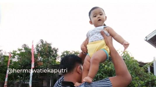 Tips Bonding Ayah dan si Kecil ala Keluarga Kami
