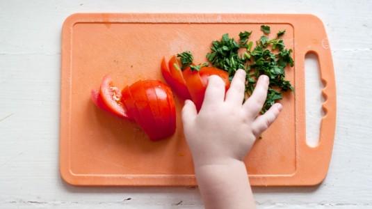 Tomat Untuk MPASI? Apa Saja Sih Manfaatnya?