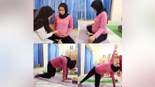 Preggo Story: Prenatal Gentle Yoga Sejak UK 20 Weeks