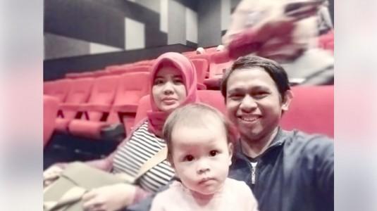 Tips Mengajak Batita ke Bioskop