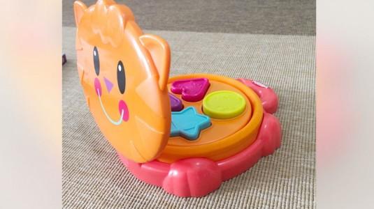 Playskool Shape Sorter, Solusi Mainan Portable Saat Berpergian