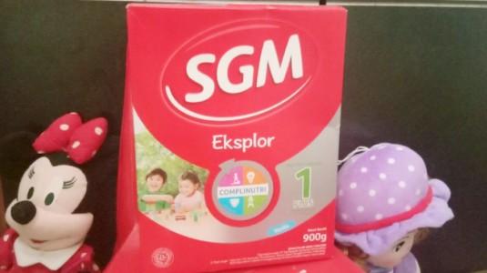 Review SGM Eksplor 1Plus Complinutri