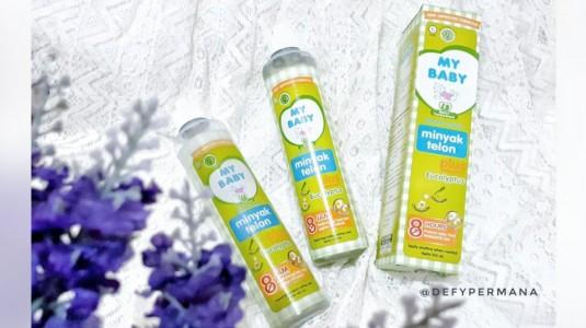 Review Minyak Telon My Baby Plus Eucalyptus