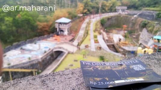 REVIEW : Wisata Unik di Lost World Castle Yogyakarta