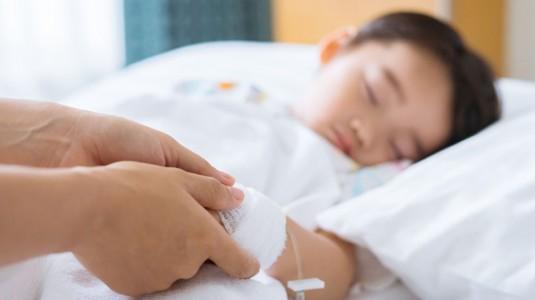 Mengatasi Sinusitis Pada Balita