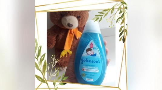 Review Johnson's Clean & Fresh Bath
