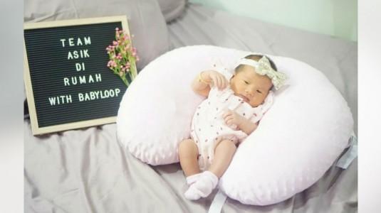 Review Baby Loop Bantal Menyusui Multifungsi