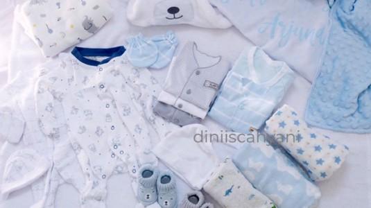 Tips Belanja Baju untuk Newborn
