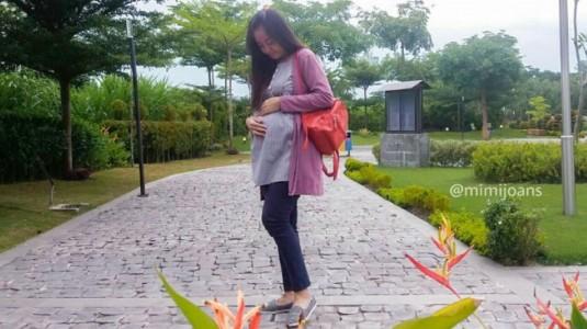 Tips Meminimalisir Stretch Mark Selama Kehamilan