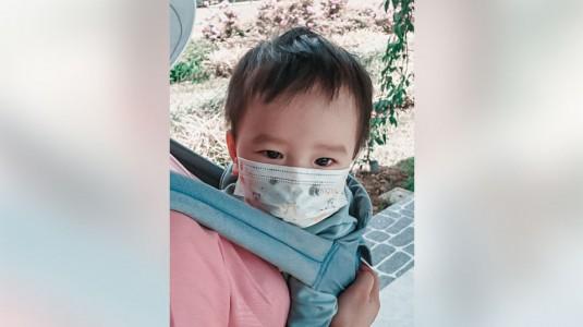 Tips Mengenakan Masker untuk Si Kecil Demi Mencegah Coronavirus