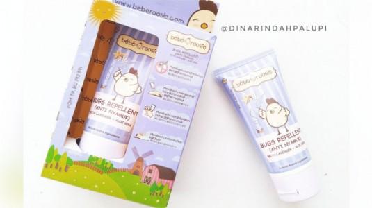 Review Bebe Roosie Bugs Repellent  - Cream Anti Nyamuk untuk si Kecil