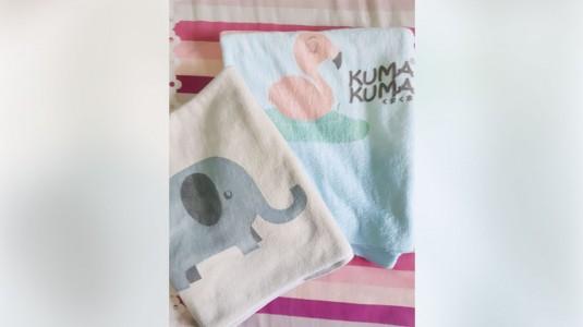 Honest Review: Kuma-Kuma Handuk Microfiber Towel