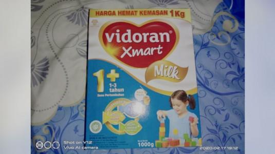 Review Vidoran Xmart Milk 1+