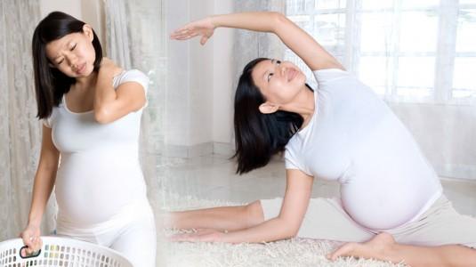 5 Tips Mengatasi Lelah dan Pegal saat Hamil