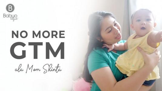 Babyo Story with Mom Shinta: Cara Atasi GTM pada si Kecil
