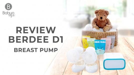 Babyo Review: Pompa ASI Berdee D1